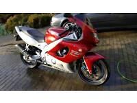 Yamaha yzfr600 thundetcat