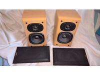 Jamo cornet 145 bookshelf speakers