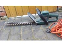 HEDGE CUTTER. BLACK&DECKER, WORKING ORDER ,CABLE INCLUDED, OTHER GARDEN ITEMS FOR SALE.SEE ALL ADS