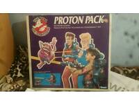 Ghostbusters proton pack vintage