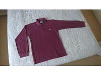 Lacoste shirt - size S