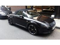 Audi TT Roadster 1.8T Quattro 180 Black/Black/Black