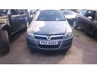 2005 VAUXHALL ASTRA CLUB AUTO, 1.8 PETROL, BREAKING FOR PARTS ONLY, POSTAGE AVAILABLE, NATIONWIDE