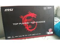 MSI GT72S 6qe Dominator Pro G 17.3inch 980m(8gb) i7 6820hk 4ghz (No timewaste. Only serious offers)