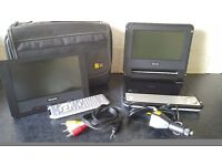 Philips Car Dvd Player Excelkent Condition