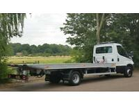 24/7 CAR VAN RECOVERY VEHICLE BREAKDOWN TRANSPORT