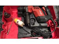 Hilti TE5 hammer 110v