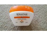L'OREAL KERASTASE MASQUINTENSE FOR FINE HAIR 200ML - USED ONCE