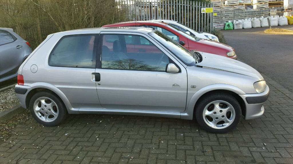 peugeot 106 quicksilver in birchington kent gumtree. Black Bedroom Furniture Sets. Home Design Ideas