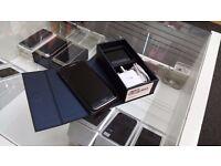 = RECEIPT INCLUDED = AS New BOXED Samsung Galaxy S7 Edge 32GB Black *Unlocked*