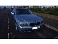 BMW 730 ld (Audi, Mercedes, lexus, Honda, Ford, Vauxhall, Nissan, Mazda, Maybe PX or SWAP)