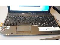 "Acer aspire 5535/15.6""/Windows 7 Home premium/very good condition"