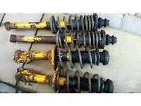 Vw Mk2 golf suspension