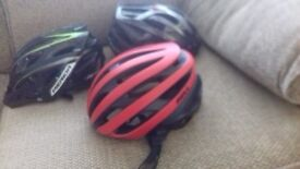 3 Gents Bike Helmets For Sale