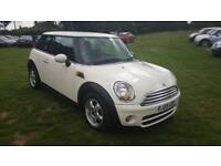 Mini Cooper D diesel 2009 year mot history manual cheap car Kent bargain