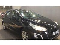 2011 Peugeot 308 1.6 92 ACTIVE, 5 Door, DIESEL, Manual, MOT 12 Months*, 5 stamps in service book