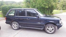 Clean tidy Range Rover 4.6 V8. Full service mot 6 months