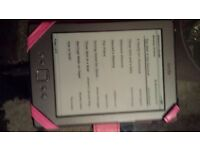 Amazon kindle model no d01100 and case