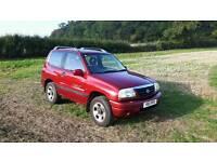 2001 Suzuki Grand Vitara GV1600 3 door