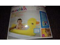 Munchkin duck bath