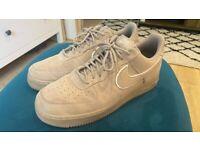 Men's UK 9.5 Nike Air Force Ones