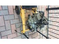 2005 Honda CBR 125 R engine