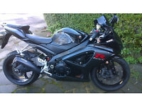 GSXR O7 A Winter bargain,with heated grips,unmarked cond,sport modes Micron cans