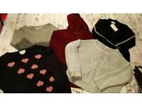 Bundle ladies clothing
