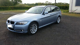 BMW 320d, Business Edition, year 2010 (LCI model)