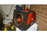 Edge 900 watt subwoofer