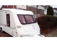 Bargain Abi award grandioso twin wheeler 27foot long fixed double bed