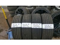 255 70 16 BRAND NEW CONTINENTAL CROSS CONTACT TYRES M+S111T-X4 FREE FITTING & BALANCE OPEN 7 DAYS