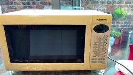 Panasonic Inverter Slimline Combi Microwave.