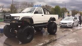 Toyota hilux monster truck swaps
