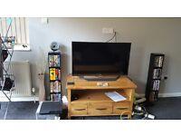 Oak Furniture Land TV stand
