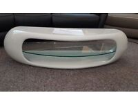 Greenapple Pebble High Gloss TV Stand Can Deliver
