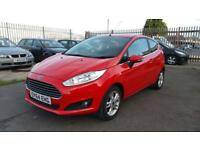 2014 Ford Fiesta zetec 1.2 petrol 3 door hatchback genuine low mileage