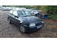1998 FORD FIESTA AUTOMATIC RUNS & DRIVES SPARES OR REPAIRS CORSA PUNTO ASTRA 206 106 CLIO ROVER AUTO