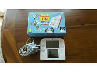 NINTENDO 2DS WITH PRE INSTALLED TOMODACHI LIFE