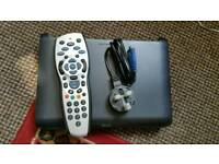 SKY+HD 3d Box with Remote