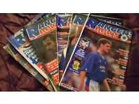 Rangers News mags & football programmes