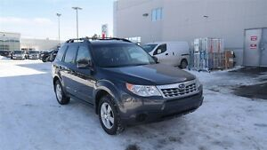 2013 Subaru Forester 2.5X, All wheel drive, 4 cylinder, Automati