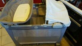 Graco Electra travel cot system