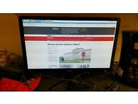 23 inch acer monitor like new
