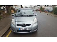 2009 TOTOTA YARIS AUTOMATIC 1.3 TR MULTIMODE 5 DOOR