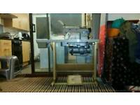 Toyota industrial sewing machine, LS2 AD156
