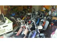 Puch maxi parts everything available