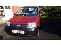2005 Fiat Panda Active 65k full years MOT £695 ono