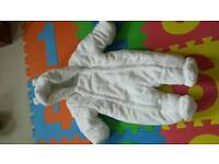 Baby clothes + winter suit 0-3 month
