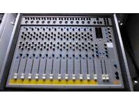 Seck mixing desk